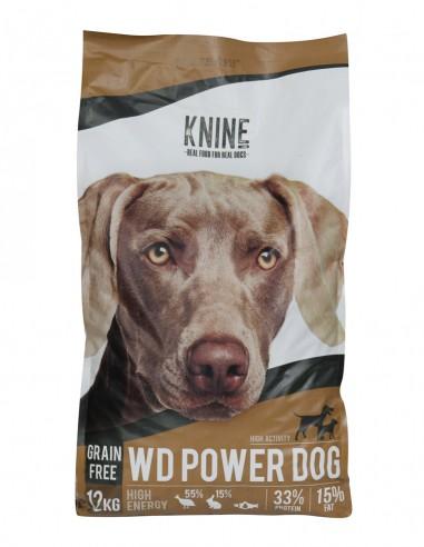 KNINE WD POWER DOG - 12 kgs.